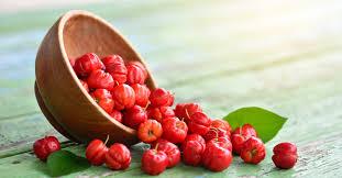 3 frullati con l'acerola cherry per combattere febbre e raffreddore